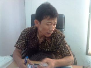 Akhirnya, 4 Pejabat Penting di DKPP Rohil di Tetapkan Tersangka