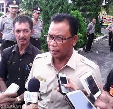 Bupati Suyatno Perintahkan Dinas BMP Perbaiki Jalan Berlobang