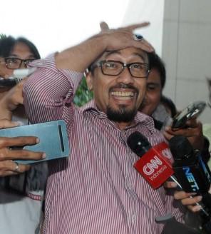DPR F-PAN Andi Taufan Tiro Jadi Persakitan KPK