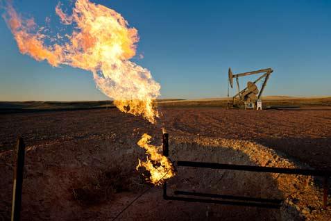 Waw.., Selain Minyak Bumi, Rohil Juga Melimpah Cadangan Gas Bumi